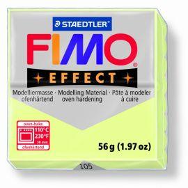Полимерная глина FIMO EFFECT пастельный ванильный 8020-105 57гр Россия.