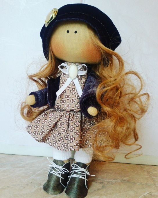 Кукла-малышка Даша в Stranamasterov.by