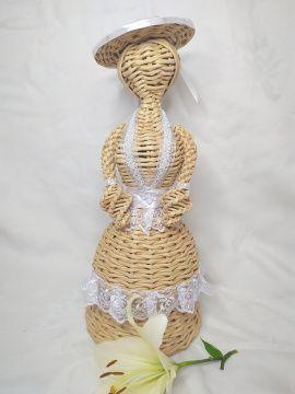 Кукла Дама в шляпе в Stranamasterov.by Беларусь.