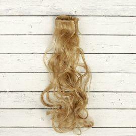 """Трессы для кукол """"Кудри"""" длина волос 40см, ширина 50см, №16, 2294341 Россия."""