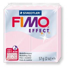 Полимерная глина FIMO EFFECT розовый кварц 8020-206 57гр Россия.