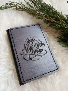 Обложка для паспорта Adventure time в Stranamasterov.by Беларусь.