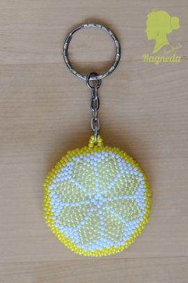 Брелок Лимон в Stranamasterov.by Беларусь.