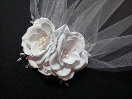 Фата Для девичника - подарок ручной работы на свадьбу Беларусь.