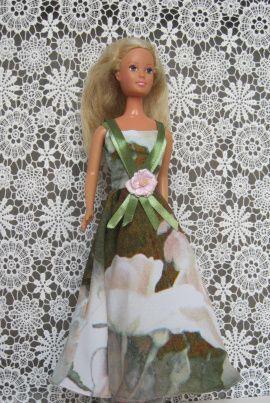Платье для куклы Фея цветов в Stranamasterov.by Беларусь.