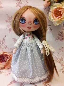 Авторская кукла Кукла текстильная в Stranamasterov.by Беларусь.