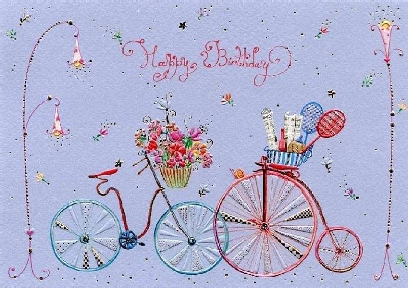 Картинки для девушки с днем рождения стильные, сестре