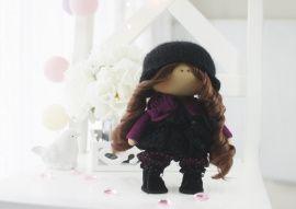 Интерьерная кукла Малышка в Stranamasterov.by Беларусь.