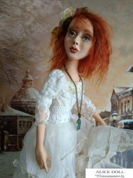 Авторская кукла Сбежавшая невеста))) в Stranamasterov.by Беларусь.