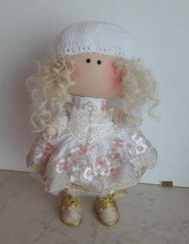 Текстильная кукла Ангел в Stranamasterov.by Беларусь.