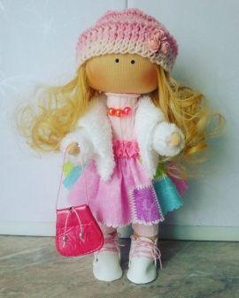Кукла-малышка Даша в Stranamasterov.by Беларусь.