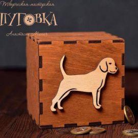Копилка Кубик (10 см) в Stranamasterov.by Беларусь.