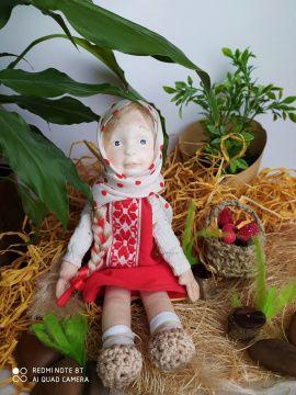 Кукла Машенька в Stranamasterov.by Беларусь.