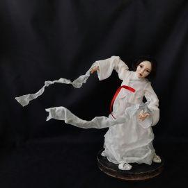 Авторская кукла Танец Сальпхури в Stranamasterov.by Беларусь.
