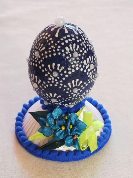 Пасхальное яйцо Яйцо с подставкой в Stranamasterov.by