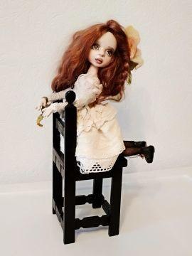 Авторская кукла Люси в Stranamasterov.by Беларусь.