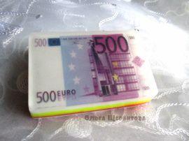 Мыло ручной работы 500 евро в Stranamasterov.by Россия.