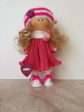 Кукла-малышка Одри в Stranamasterov.by Беларусь.