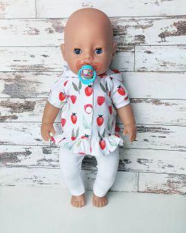 Леггинсы и кофточка Для куклы Baby Born 43 см в Stranamasterov.by Беларусь.