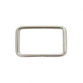 Рамка 0320-1010, 25мм никель Россия.