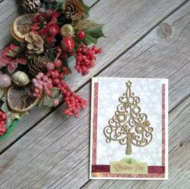 Открытка Christmas Day в Stranamasterov.by Беларусь.