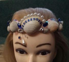 Венок на голову Морская принцесса в Stranamasterov.by Беларусь.
