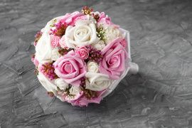 Букет дублер на свадьбу Свадебный букет невесты - подарок ручной работы на свадьбу Беларусь.