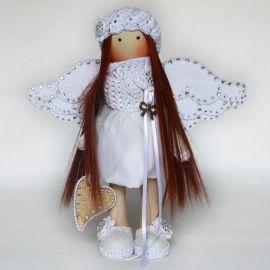 Авторская кукла Ангел в Stranamasterov.by Беларусь.