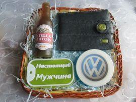 Набор мыла ручной работы Успешному мужчине в Stranamasterov.by Беларусь.