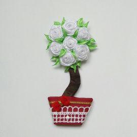 Сувенир-магнит Дерево счастья в Stranamasterov.by Беларусь.