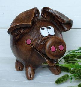 Копилка Little Piggy в Stranamasterov.by Беларусь.