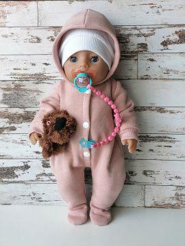 Комбинезон и шапочка Для куклы Baby Born 43 см в Stranamasterov.by Беларусь.