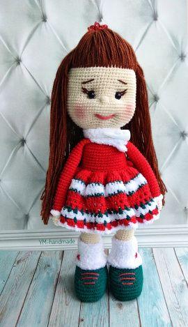 Кукла Варвара в Stranamasterov.by Беларусь.