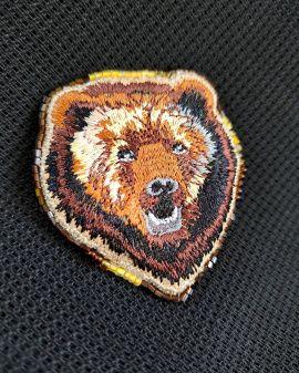 Брошь мужская Медведь в Stranamasterov.by Беларусь.