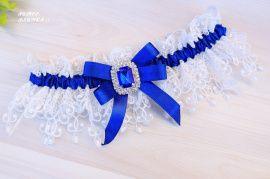 Подвязка Sweety - подарок ручной работы на свадьбу Россия.