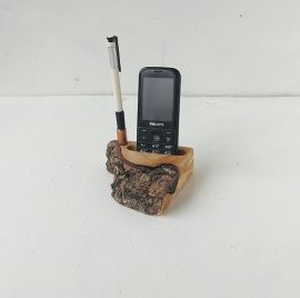 Подставка для телефона Дух леса в Stranamasterov.by Беларусь.
