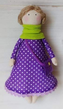 Куколка малышка! Амалия! в Stranamasterov.by Россия.