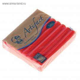 Полимерная глина, классический Алый, 3581, 56гр, ARTIFACT Беларусь.