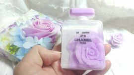 Сувенирное мыло Chanel с розой в Stranamasterov.by Беларусь.