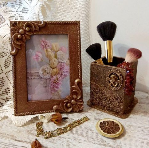 Рамка для фото, зеркала Будуар в Stranamasterov.by