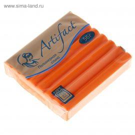 Полимерная глина, классический Оранжевый, 2774, 56гр, ARTIFACT Беларусь.