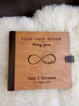 Фотоальбом Индивидуальный дизайн в Stranamasterov.by Беларусь.