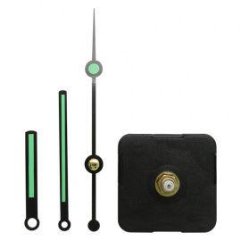 Часовой механизм BUF-2056Y, стрелки с флуоресцентным покрытием, 26060 Россия.