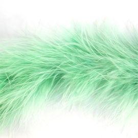 Боа, 25гр*1.82м 039 светло-зеленый, CF0017 Россия.
