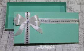 Коробка для подарка Мята L в Stranamasterov.by Беларусь.
