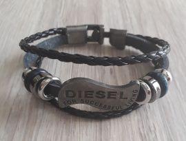 Браслет мужской Diesel в Stranamasterov.by Беларусь.