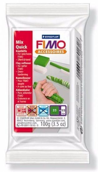 Размягчитель для полимерной глины FIMO Mix Quick 8026 Россия.