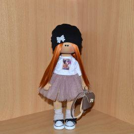 Интерьерная кукла Гламурная крошка в Stranamasterov.by Беларусь.