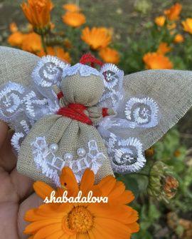 Набор из 6 штук Ангелочек - подарок ручной работы на свадьбу Беларусь.