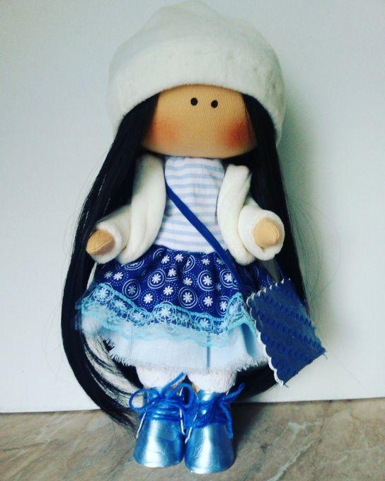 Кукла-малышка Надежда в Stranamasterov.by